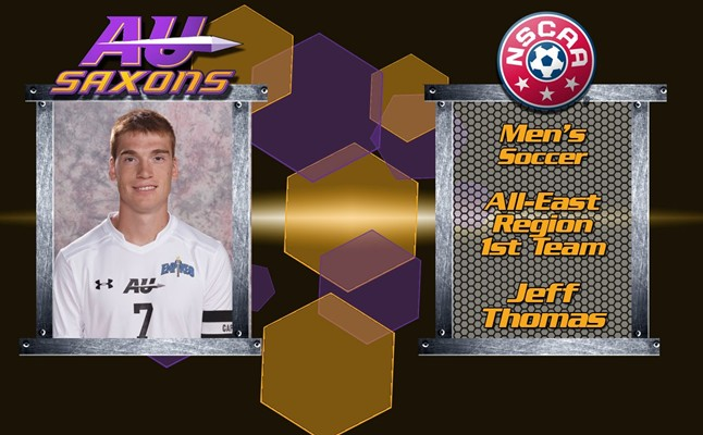 Jeff Thomas Weekly Honors NSCAA