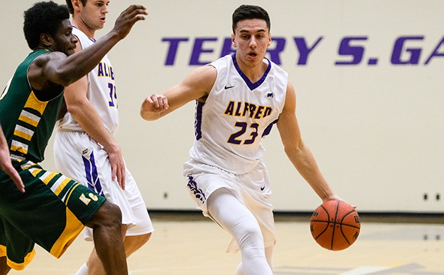 Lemorta scores career high 22 points as alfred defeats ithaca dom lemorta publicscrutiny Choice Image
