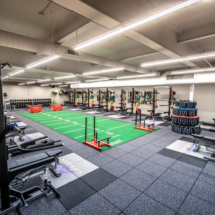 Facilities alfred university athletics