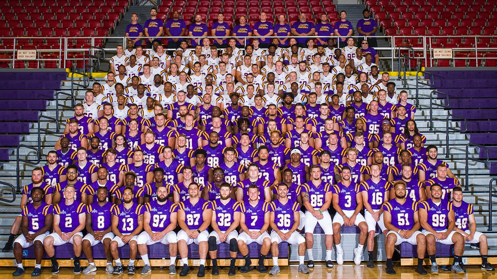 2018 Football Roster Alfred University Athletics